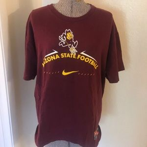Nike brand Arizona State football shirt